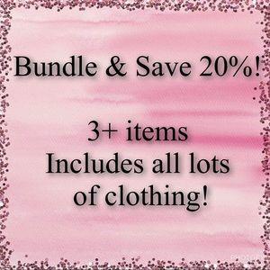 Tops - Bundle 3+ items & save 20%